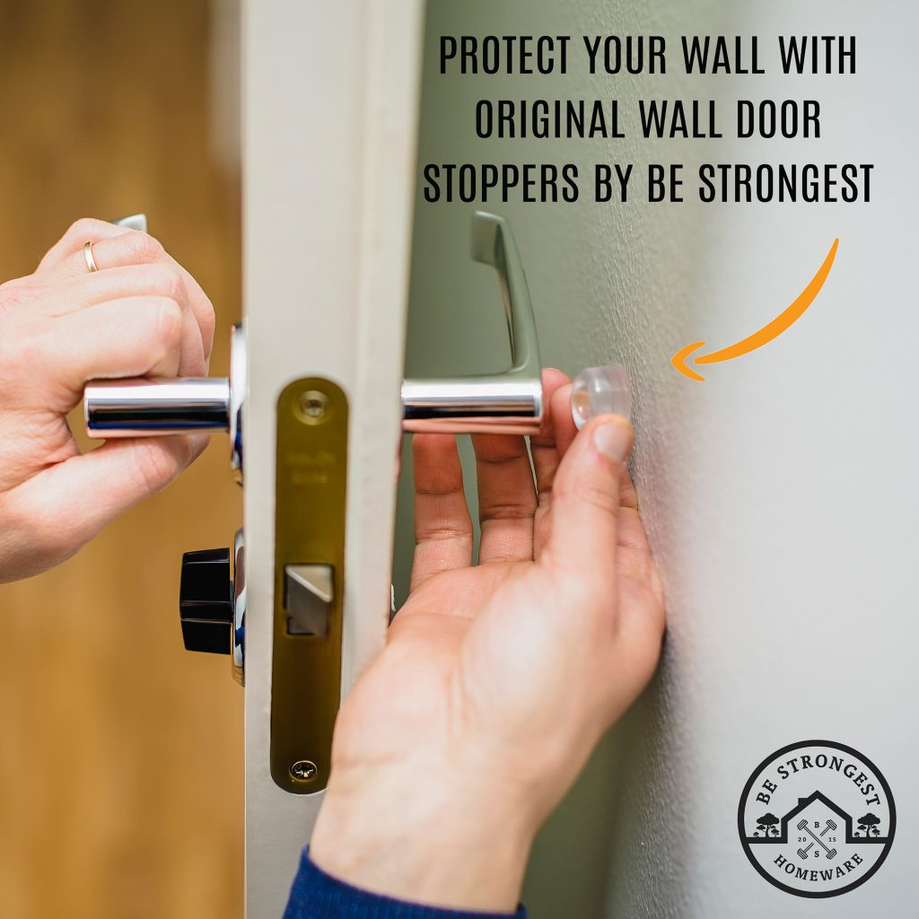 Bumpers protec your wall - Rubber Door Stopper Bumpers!