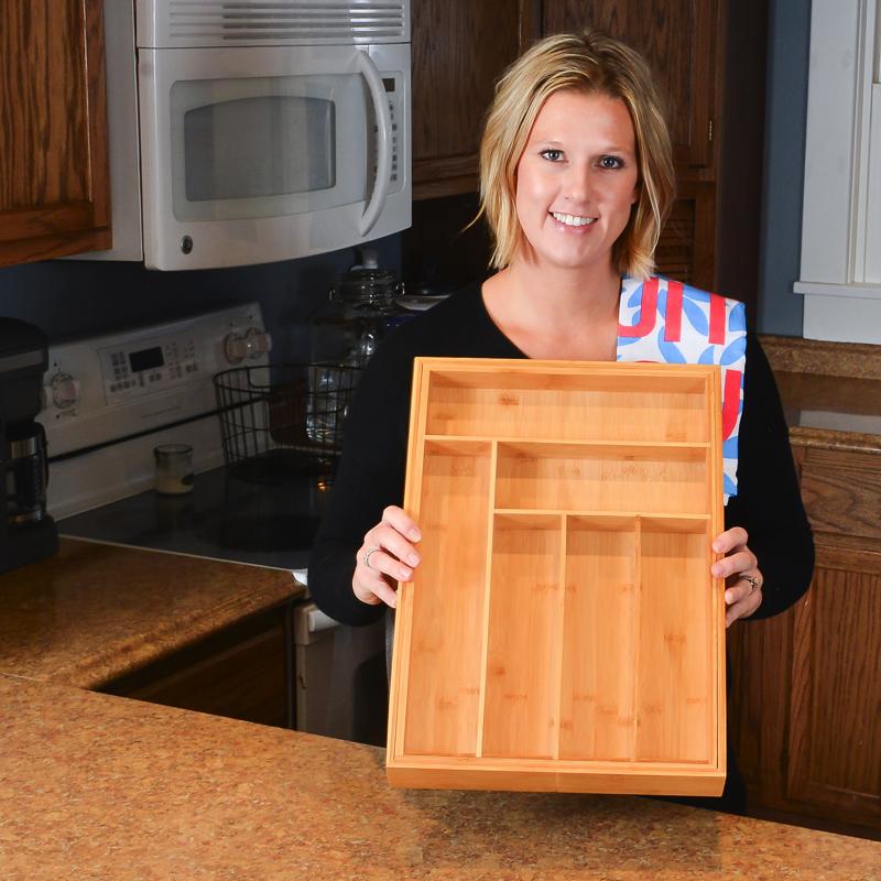 Best kitchen utensil organizer tray holder by Be Strongest Homeware
